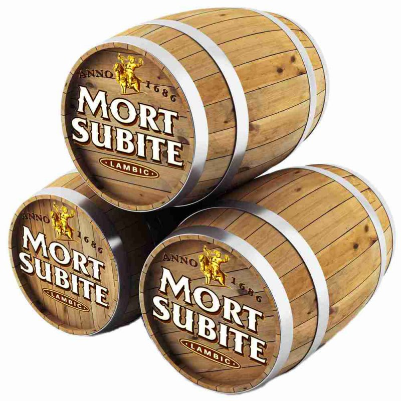 Морт Сюбите Витте Ламбик / Mort Subite Witte Lambic, keg. алк.5,5%