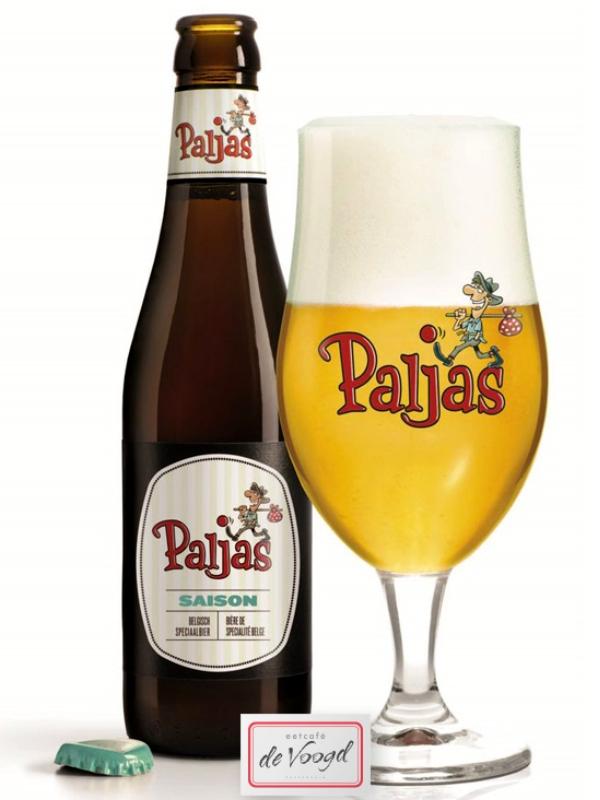 Паляс Бельгийский фирменный светлый эль Сайсон / Paljas Saison 0,33л. алк.6%