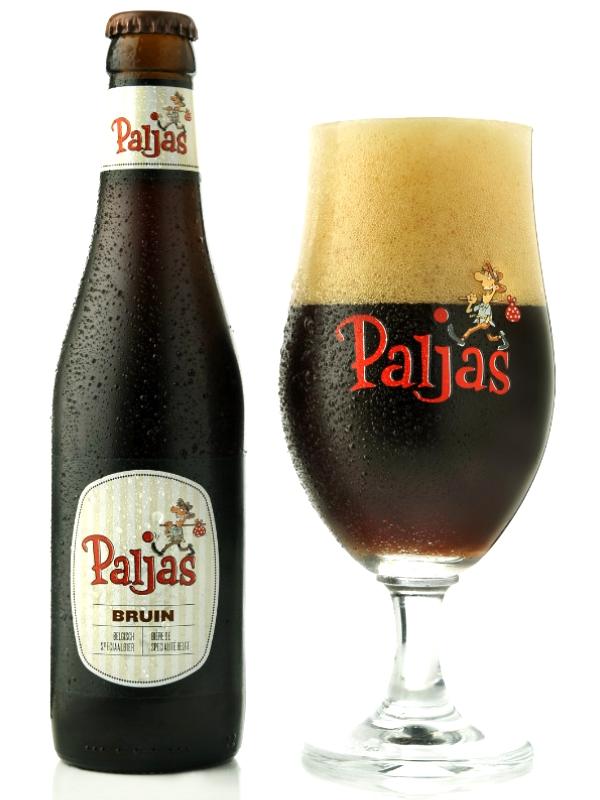 Паляс Бельгийский темный эль / Paljas Bruin 0,33л. алк.6%