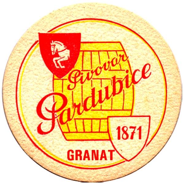 Пардубице гранатовое 13 / Pardubicky Granatove 13, keg. алк.5,7%