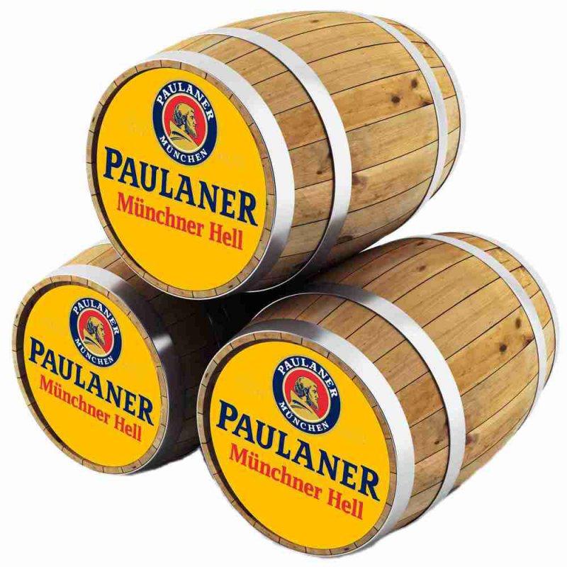 Пауланер Мюнхенский Хель / Paulaner Munchner Hell, keg. алк.4,9%