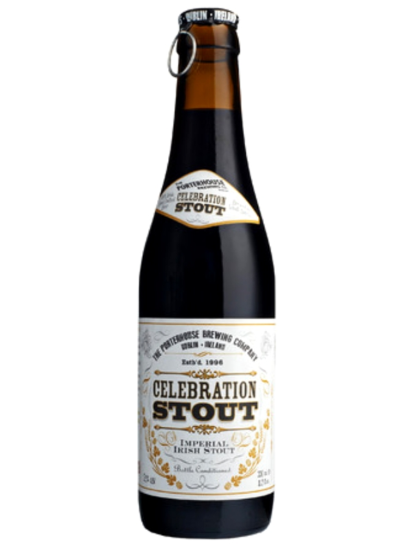 Портерхаус Селебрейшн стаут / Porterhouse Celebration Stout 0,33л. алк.6,5%