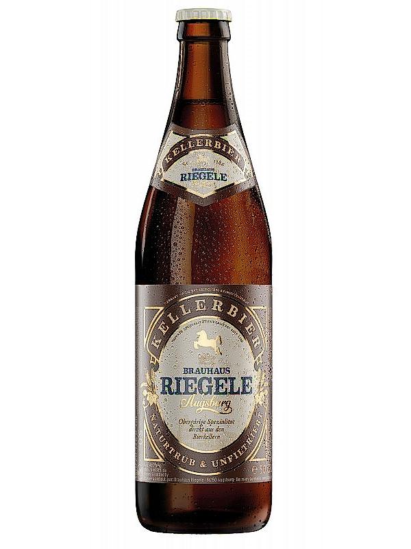 Ригеле Келлербир / Riegele Kellerbier 0,5л. алк.5%