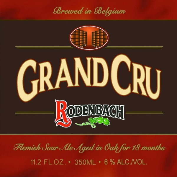 Роденбах Гранд Крю / Rodenbach Grand Cru, keg. алк.6%