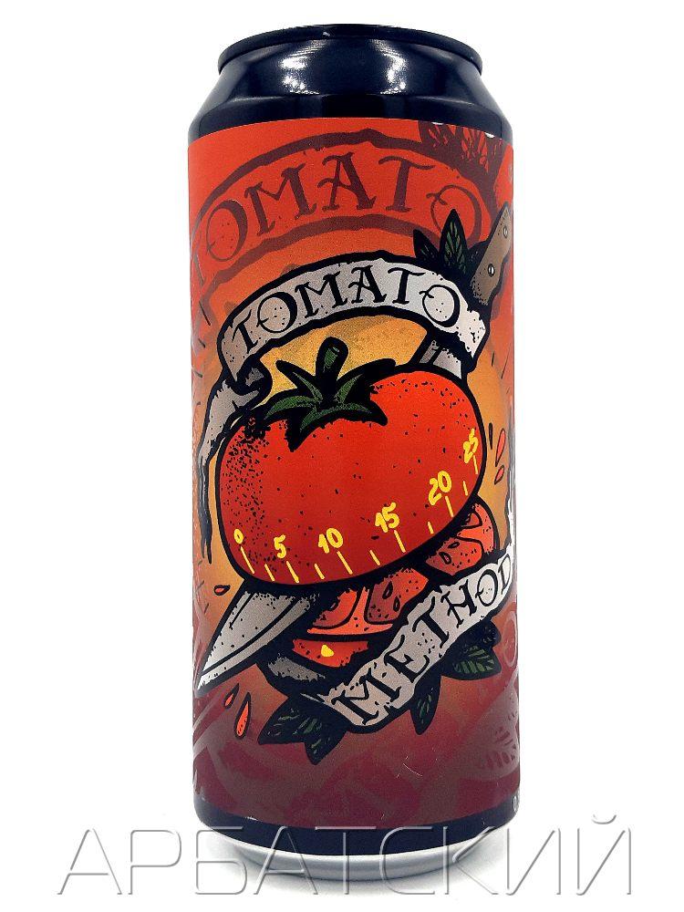СБ Эль 7 / Selfmade Brewery Tomato Method 0,5л. алк.5,6% ж/б.