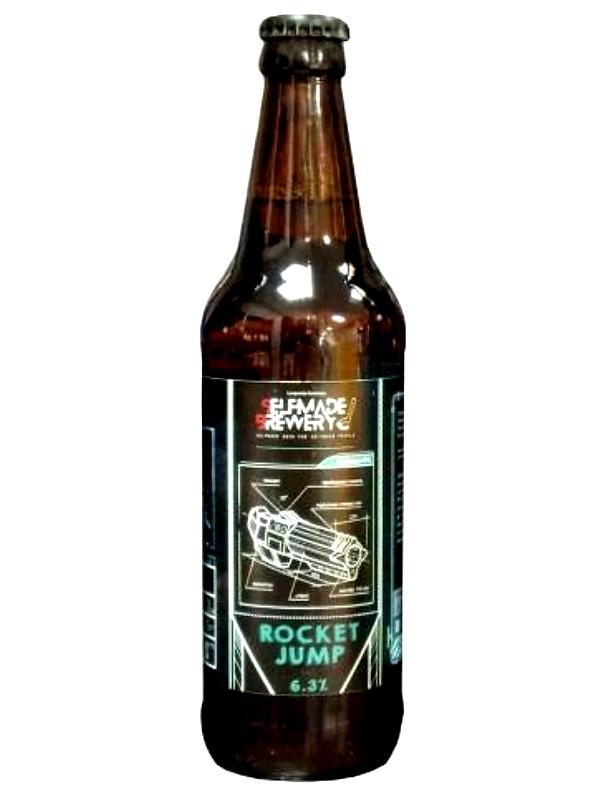 СБ Рокет Джамп / Selfmade Brewery Rocket Jump 0,5л. алк.6,3%