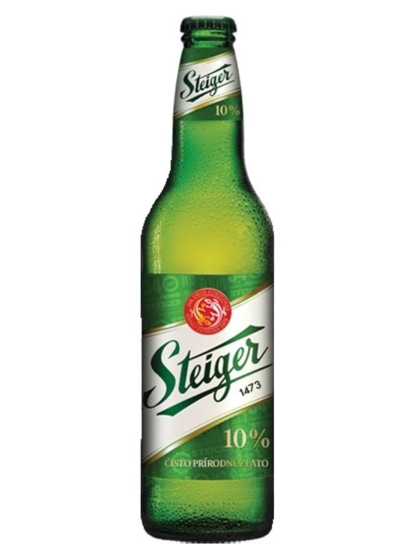 Штайгер 10% Светлый / Steiger 10% Svetly алк .4,1%