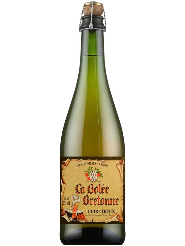 Сидр Ла Боли Бритон Легкий / Cider La Bolеe Bretonne  0,75л. алк.2%