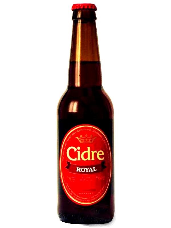 Сидр Роял Медовуха Вишневая / Cidre Royal with Cherry 0,33л. алк.5%