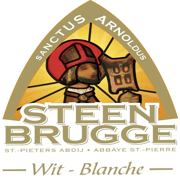 Стинбрюгге Вит / Steenbrugge Wit, keg. алк.4,8%
