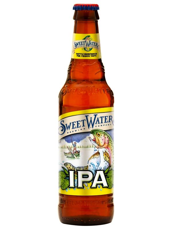 СвитВотер ИПА / SWEETWATER IPA 0,355л. алк.6,3%