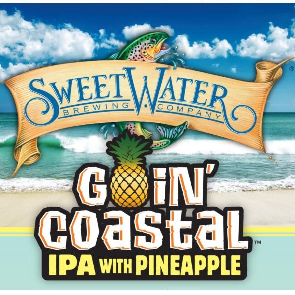 СвитВотер Гоуин Костал / Sweet Water Goin Coastal, keg. алк.6,1%