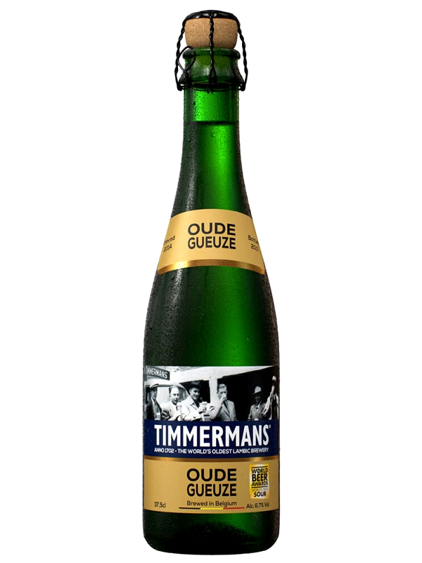 Тиммерманс Оуд Гёз ламбикус / Timmermans Oude Gueuze 0,375л. алк.5,5%
