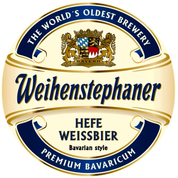 Вайнштефан Хефе Вайсбир / Weihenstephan Hefe Weissbier, keg. алк.5,4%