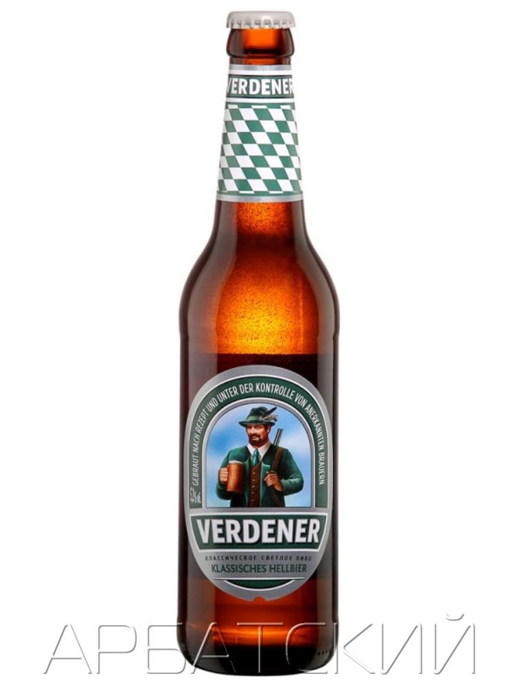 Верденер Классисчес Хэльбир / Verdener Klasisches Hell 0,5л. алк.5,2%