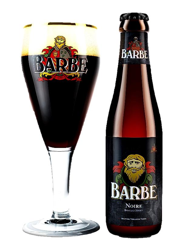 Верхаге Барбе Ноир / Verhaeghe Barbe Noire 0,33л. алк.9%