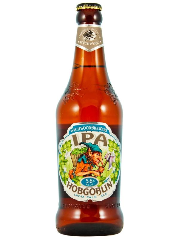 Вичвуд Хобгоблин ИПА / Wychwood Hobgoblin IPA 0,5л. алк.5,3%