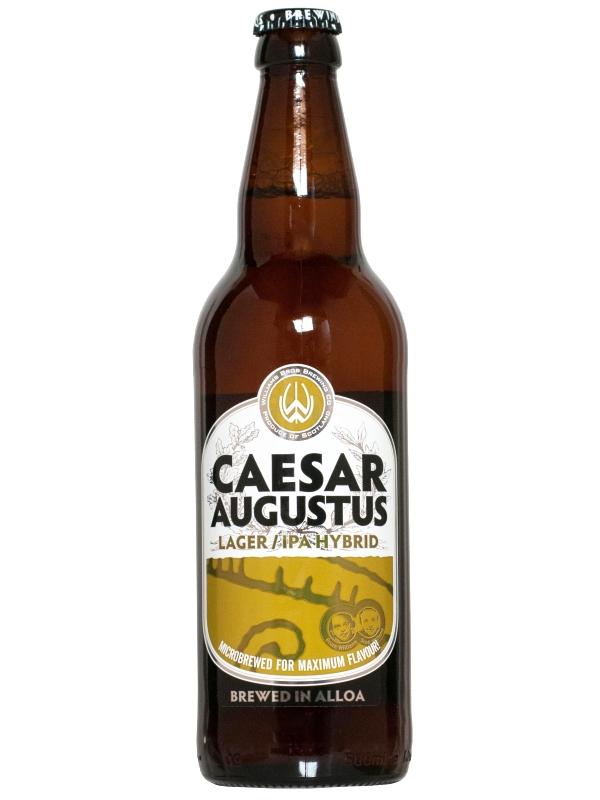 Вильямс Цезарь Август / Williams Caesar Augustus 0,5л. алк.4,1%