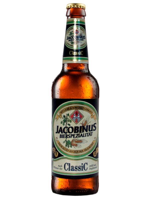 Якобинус Бирспециалитет Классик / Jacobinus Classic 0,5л. алк.4,8%