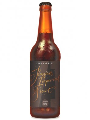 Джоус Русский Имперский Стаут / Jaws Russian Imperial Stouy  0,33л. алк.10,5%