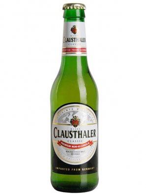 Клаусталер б/а. / Clausthaler 0,33л.б/а