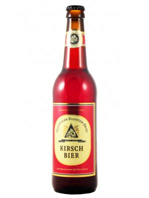 Клостерброй Вишневое (Кирш-Бир) / Kloster-Brau Kirsch Bier 0,5л. алк.4,8%