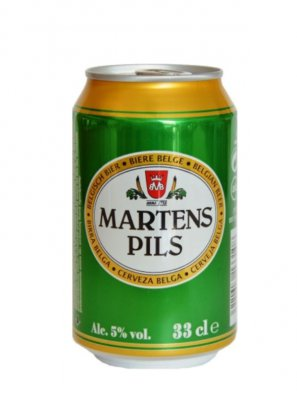 Мартенс Пилс / Martens Pils 0,33л. алк.5% ж/б.