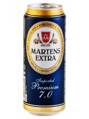 Мартенс Экстра / Martens Extra 0,5л. алк.7% ж/б.