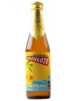 Монгозо Банан / Mongozo Banana 0,33л. алк.3,6%