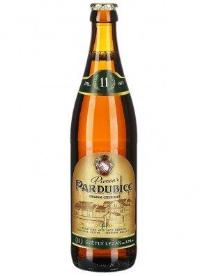 Пардубице Лагер 11 / Pardubicky Lager 11  0,5л. алк.4,7%