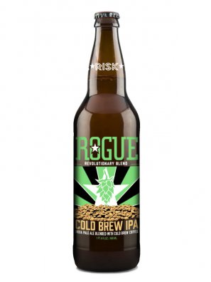 Роуг Колд Брю ИПА / Rogue Cold Brew IPA  0,355л. алк.7,5%