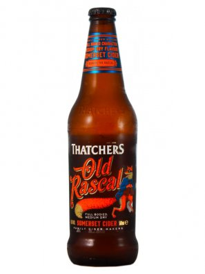 Сидр Тэтчерс Олд Рэскал / Thatchers Old Rascal Cider 0,5л. алк.4,5%