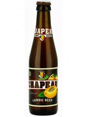 Шапо Абрикос Ламбик/ Chapeau Abricot Lambic Beer  0,25л. алк.3,5%