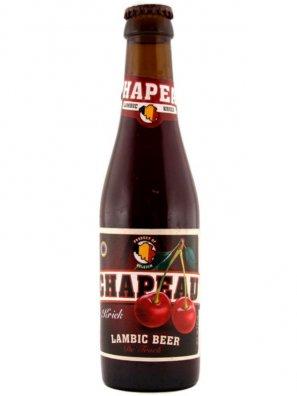 Шапо Крик Ламбик / Chapeau Kriek Lambic Beer 0,25л. алк.3,5%