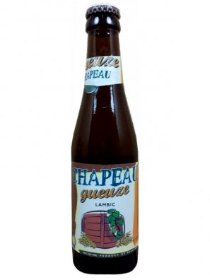 Шапо Гёз Ламбик/ Chapeau Gueuze Lambic Beer 0,25л. алк.5,5%