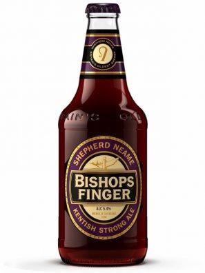 Шепард Бишоп Фингер / Shepherd Bishops Finger 0,5л. алк.5,4%
