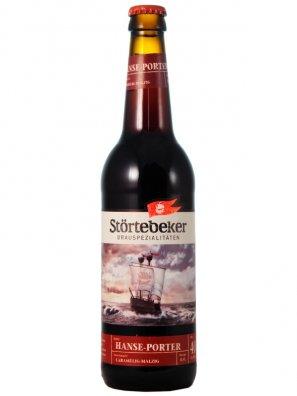 Штертебекер Ханзе Портер / Stroertebeker Hanse-Porter 0,5л. алк.4%