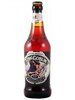 Вичвуд Кинг Гоблин / Wychwood King Goblin 0,5л. алк.6,6%
