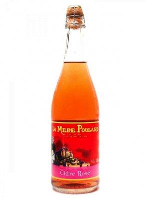 Ла Мер Пулар Розе / La Mere Poulard Rose 0,75л. алк.2,5%