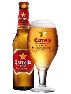 Эстрелла Дамм / Estrella Damm 0,33л. алк.4,6%