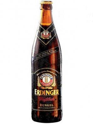 Эрдингер Вайсбир Дункель / Erdinger Weissbier Dunkel 0,5л. алк.5,3%