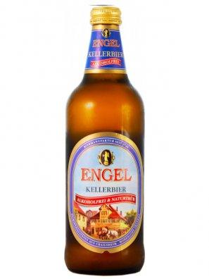 Энгель Келлербир Хель б/а / Engel Kellerbier Нell Аlkoholfrei 0,5л.