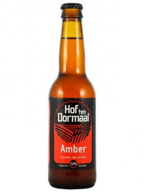 Хоф Тен Дормаль Амбер / Hof Ten Dormaal Amber 0,33л. алк.7,5%