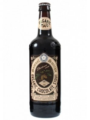 Сэмюэл Смит_с Органик Чоколат Стаут / Samuel Smith`s Organic Chocolate Stout 0,355л. алк.5%