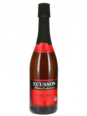 Сидр Экюссон Брют / Ecusson Brut 0,75л. алк.5%