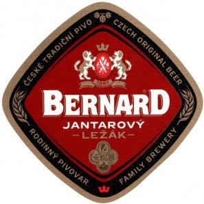 Бернард Янтарови Лежак / Bernard Jantarovy Lezak, keg. алк.4,7%