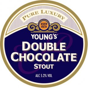 Янгс Дабл Чоколэт Стаут / Young's Double Chocolate Stout, keg. алк.5,2%