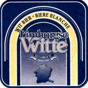 Лимбург Витте / Limburgse Witte, keg. алк.5%