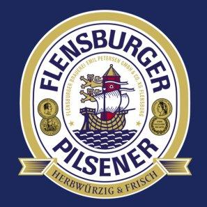 Фленсбургер Пилснер /  Flensburger Pilsener, keg. алк.4,8%