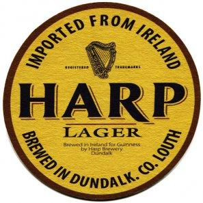 Харп / Harp, keg. алк. 5%